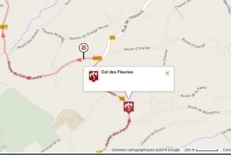 Test GARMIN Fenix 2 – Cyclisme - Planification et suivi d'un parcours