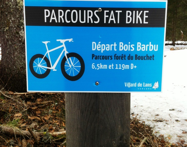Fat Bike Villard-de-Lans et Corrençon-en-Vercors -  ©OT Villard-de-Lans