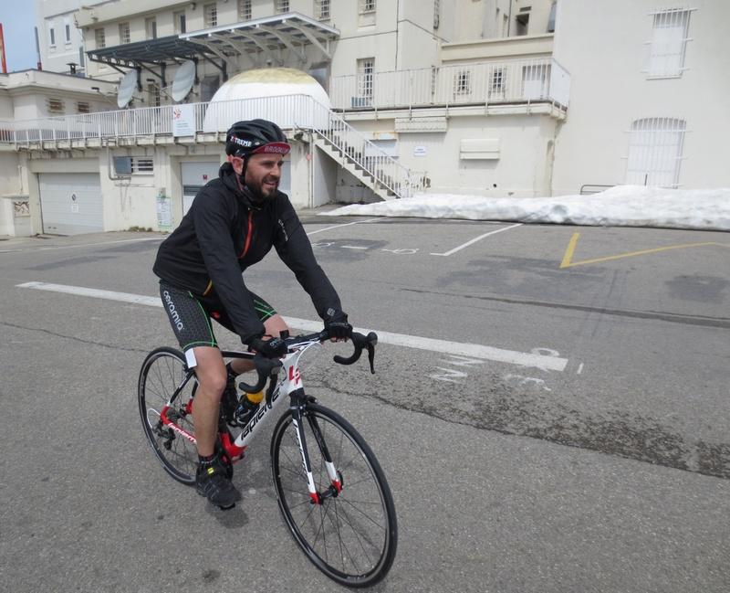 Test Lapierre Sensium 200 TP - Sommet du Ventoux -  crédit photo © Track & News