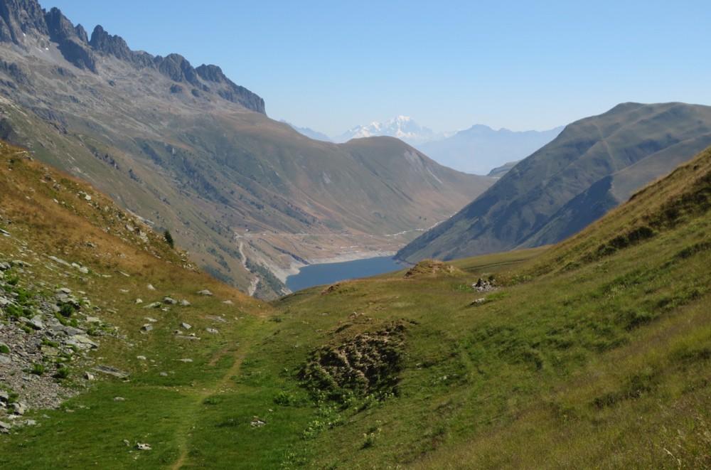 Oisans Col Series - Col du Sabot - Panorama au sommet du col © Track & News