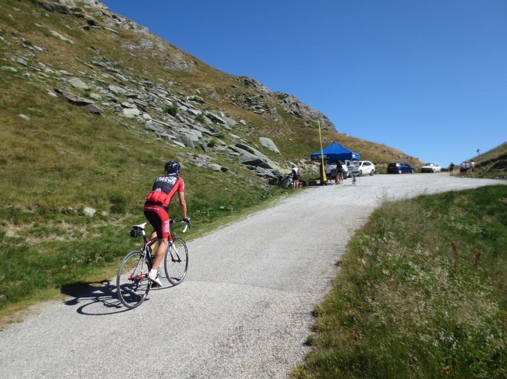 Oisans Col Series - Col du Sabot - Sommet © Track & News