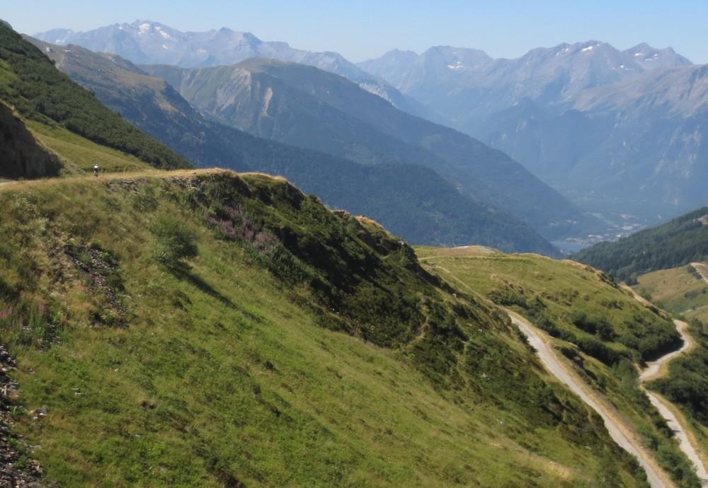Oisans Col Series - Col du Sabot - © Track & News