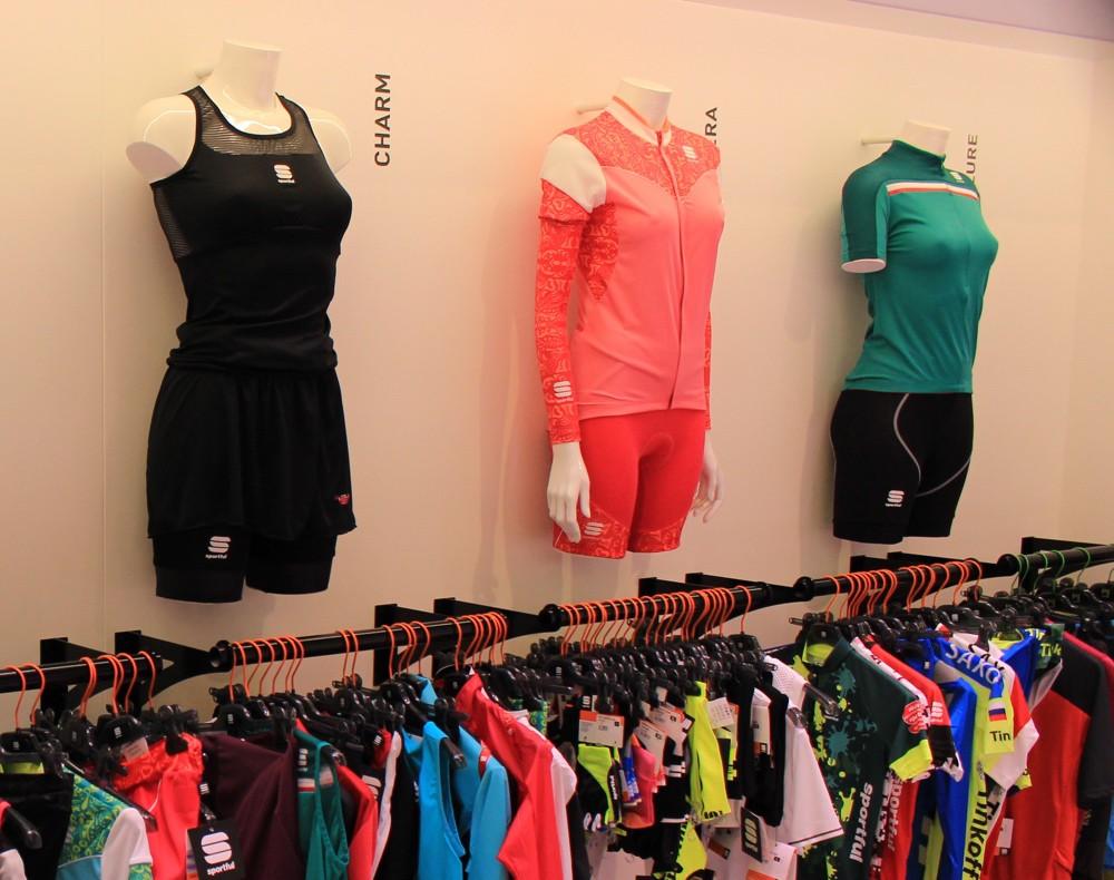 La collection Charm de Sportful - crédit photo ©T&N