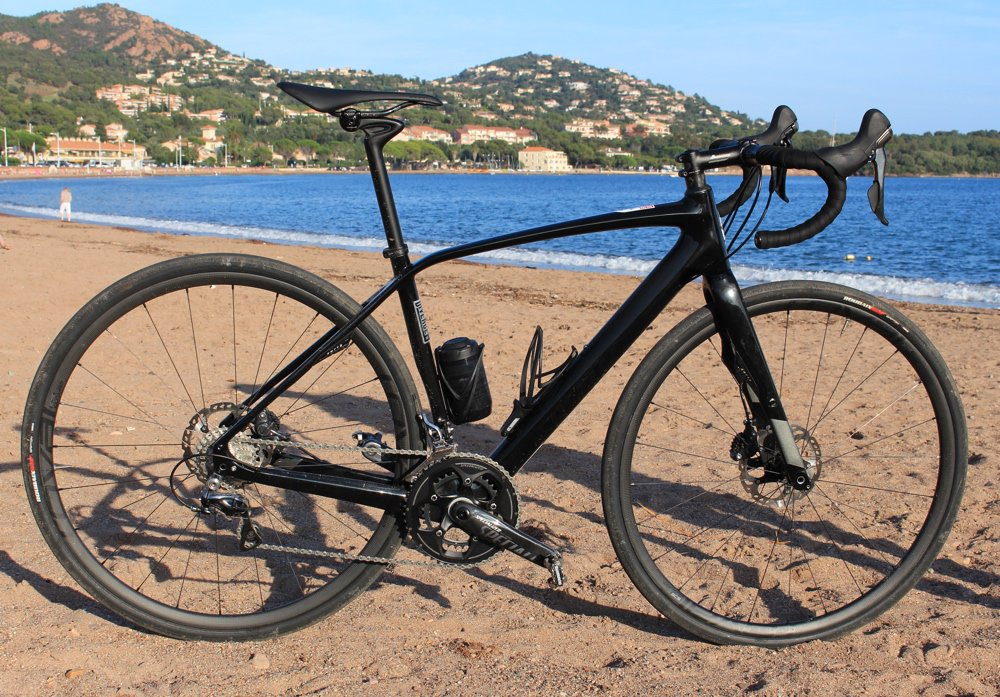 "Opération ""Gravel"" - Specialized Diverge Pro - photo © T& N"
