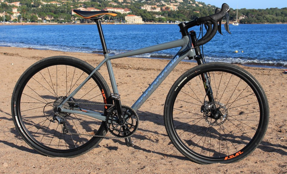 Le Slate que nous avions testé en 2015 - photo Bike Café