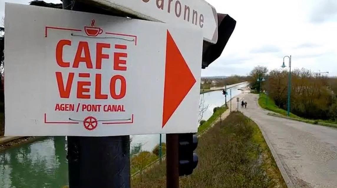 Café Vélo Agen