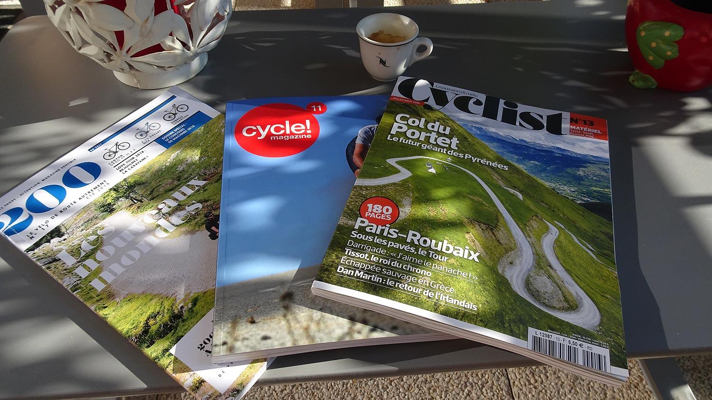 Magazines vélo