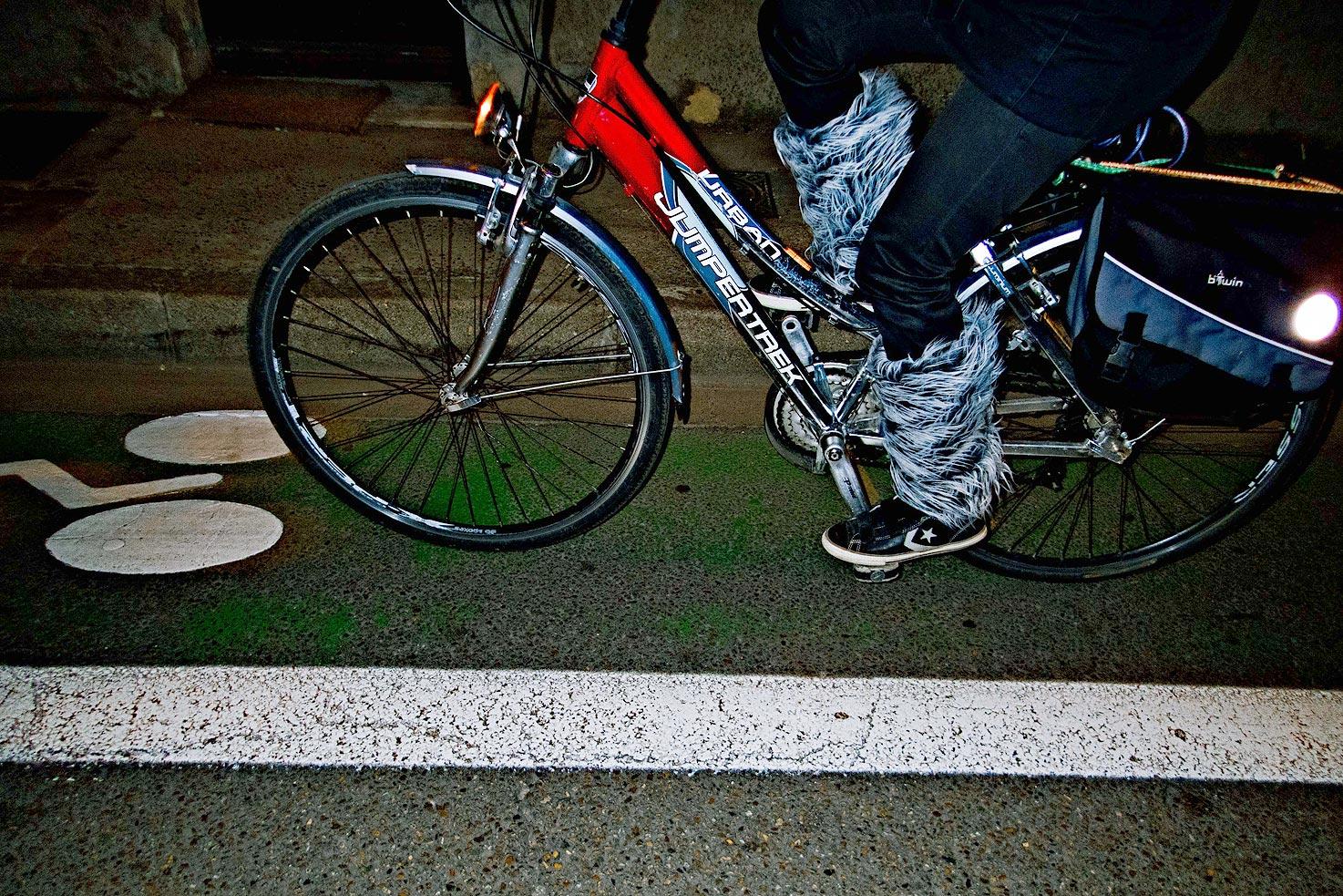 Ultra Courte Distance à vélo