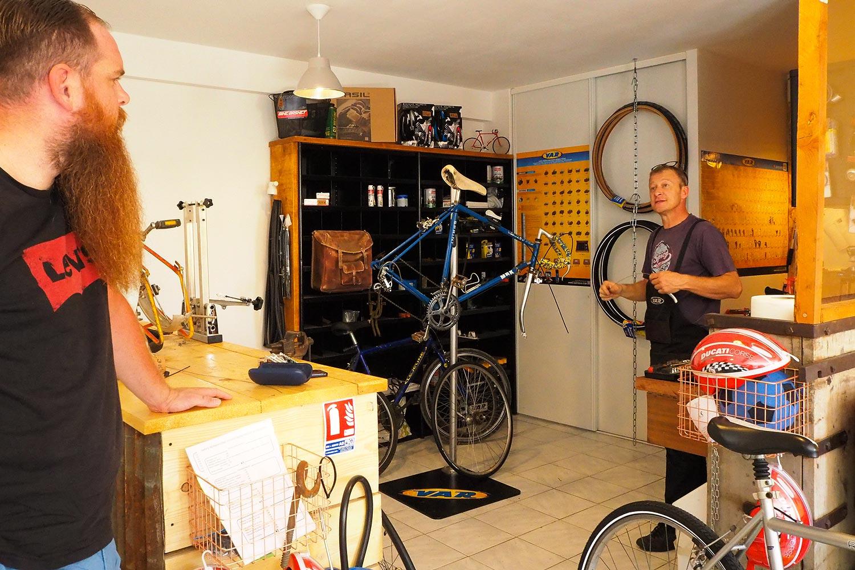 La Pince à Vélo