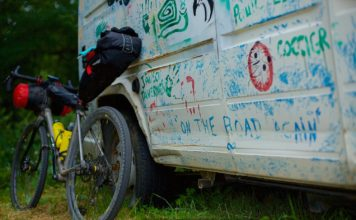 Caminade bikepacking et Zefal