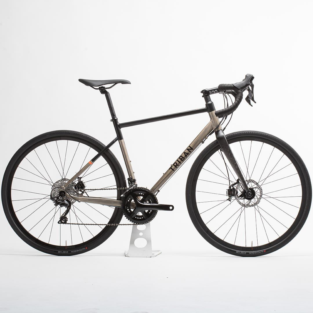 Gravel Btwin Triban 52O