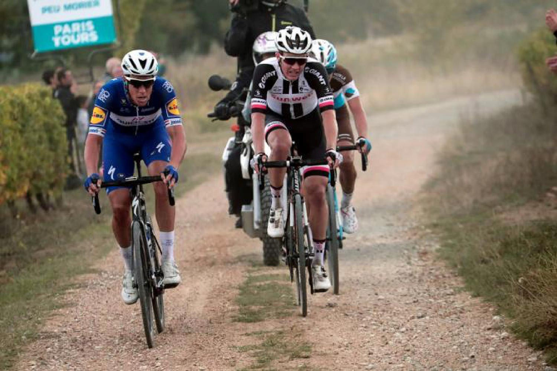 Gravel Bike et cyclisme pro