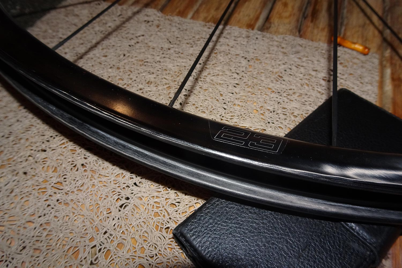 Test roues ENVE G23