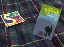 Stevenson by Chilkoot