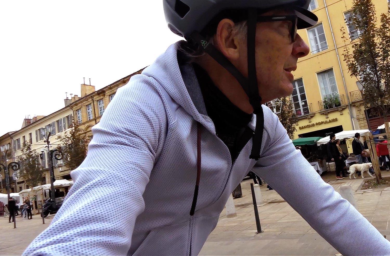 Gravel Café du cycliste