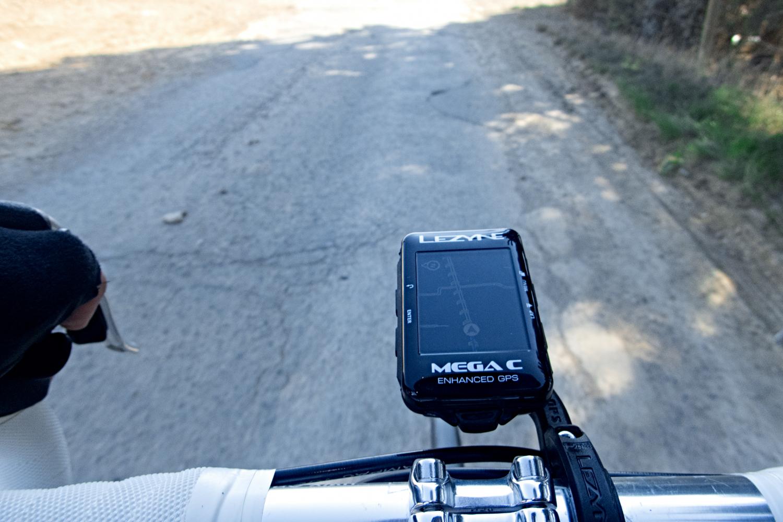GPS Lezyne Mega C