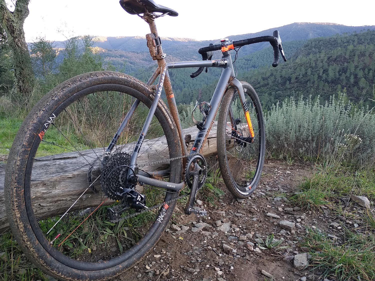 NS Bikes RAG + gravel bike