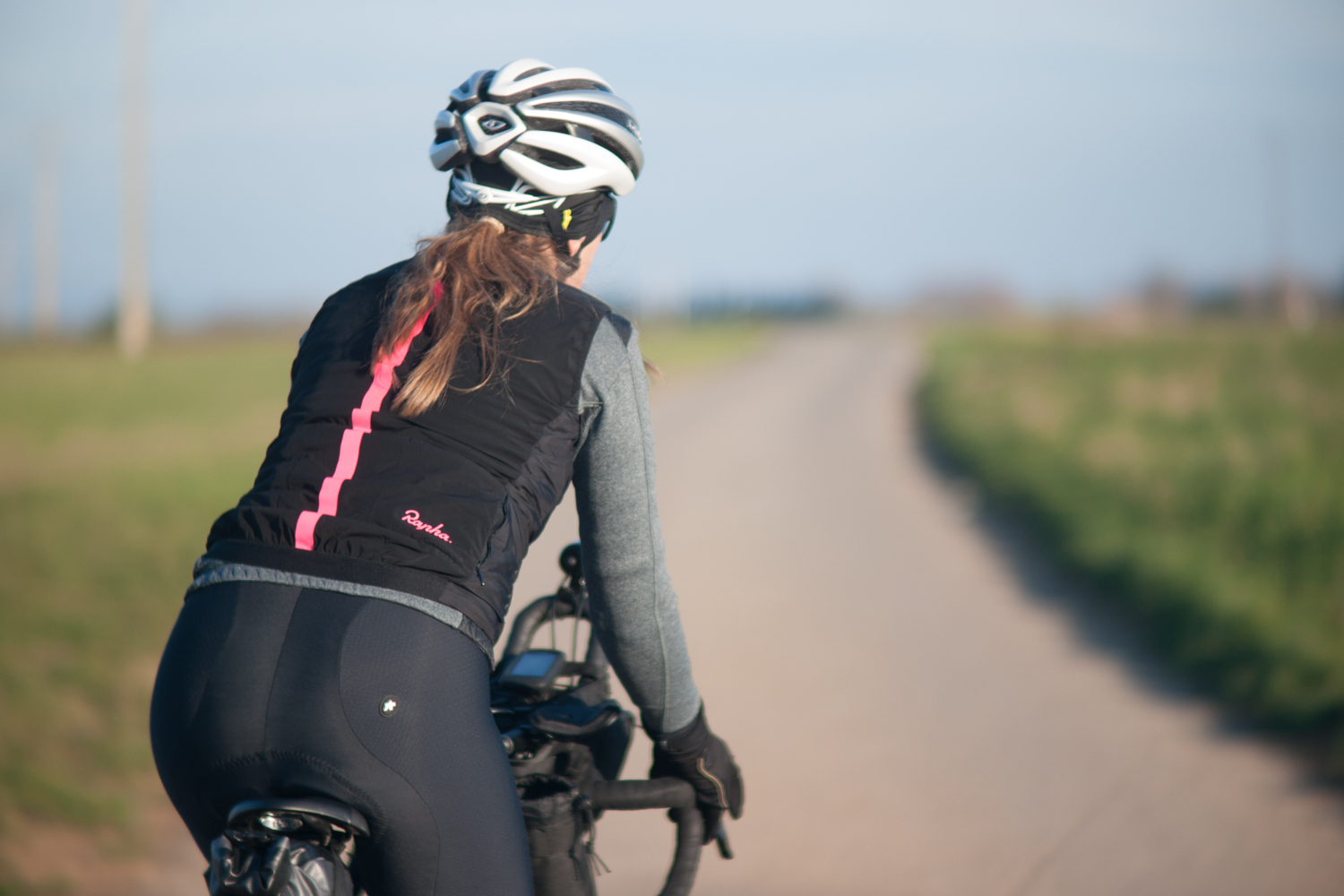 Rapha Festive 500 - Rapha Woman Polartech insulated vest