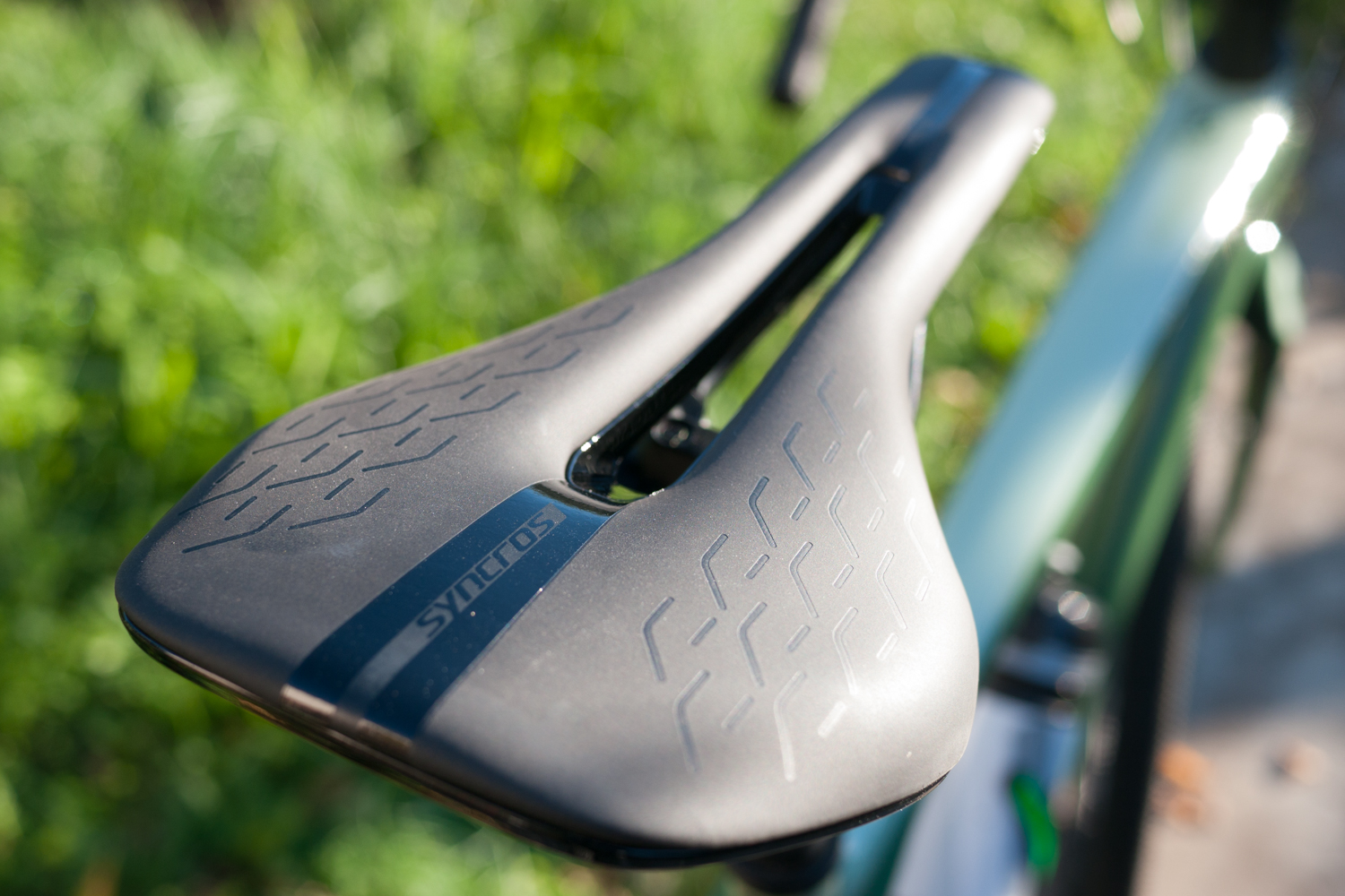 Scott Addict Gravel 20 selle 01