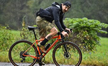 La mode Camo dans le vélo