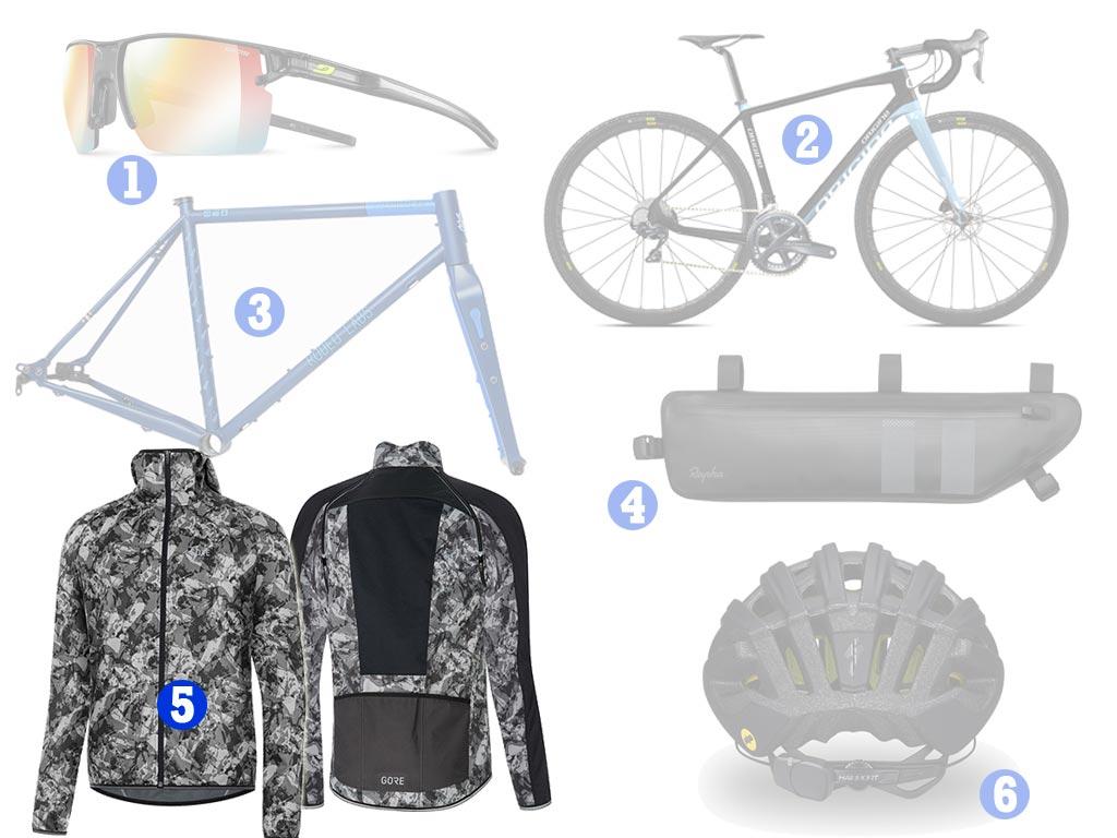 Nouveautés Gravel Bike Gore Camo