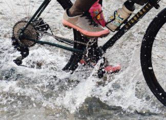 Chaussures pour le gravel bike
