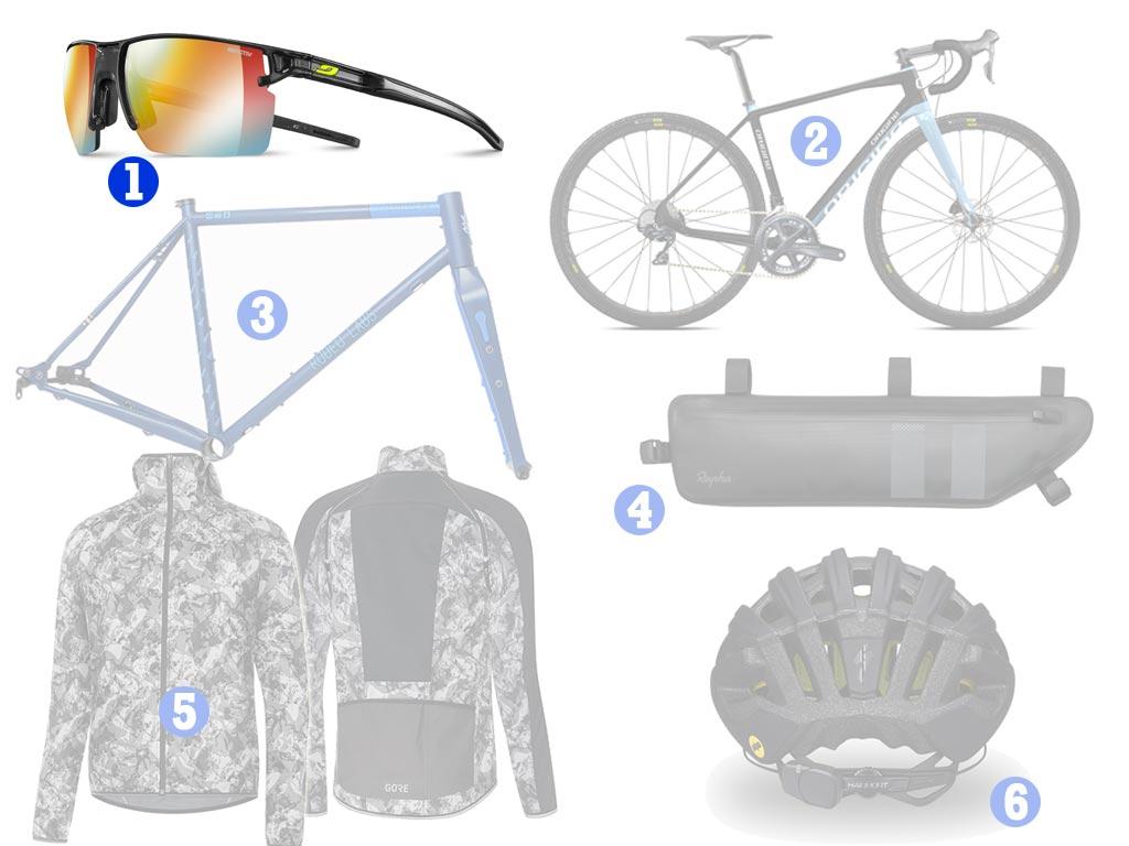 Nouveautés Gravel Bike Julbo Outline
