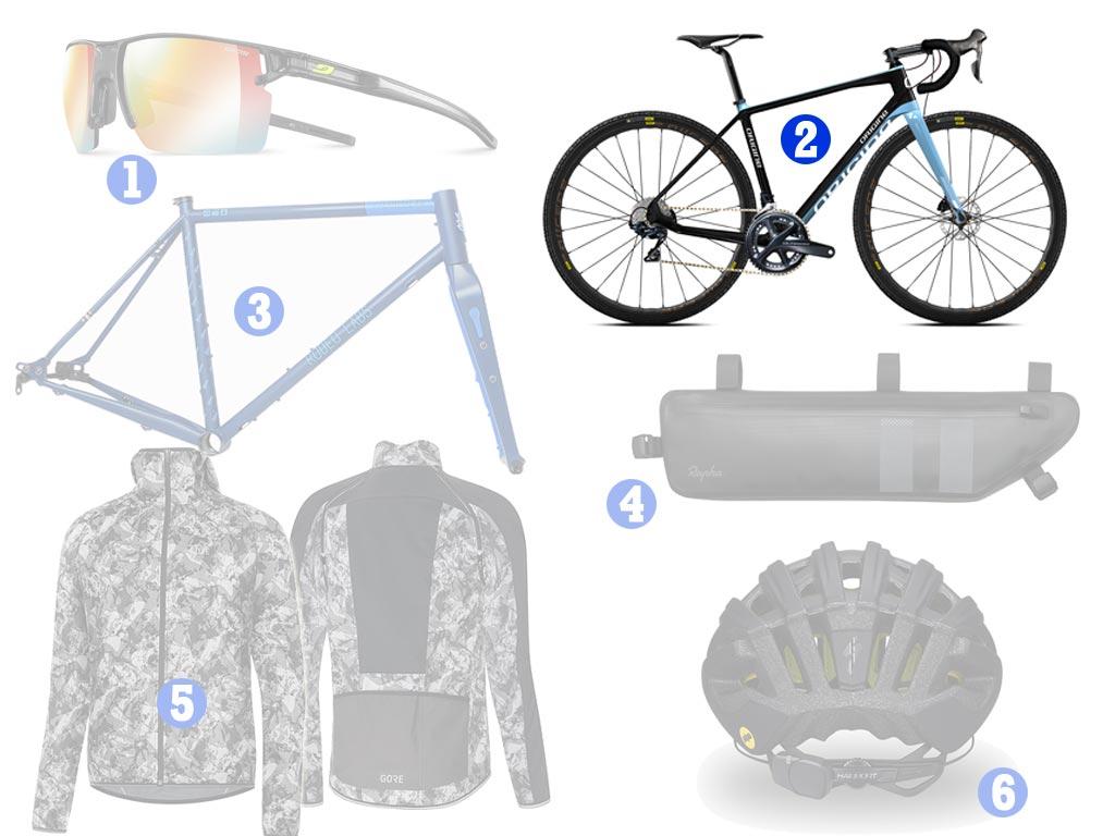 Nouveautés Gravel Bike Origine Gravxx