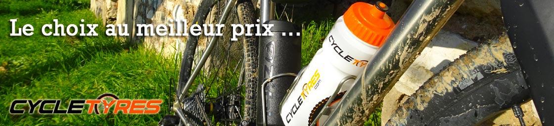 Cycle Tyres : le choix de pneus de vélo aux meilleurs prix