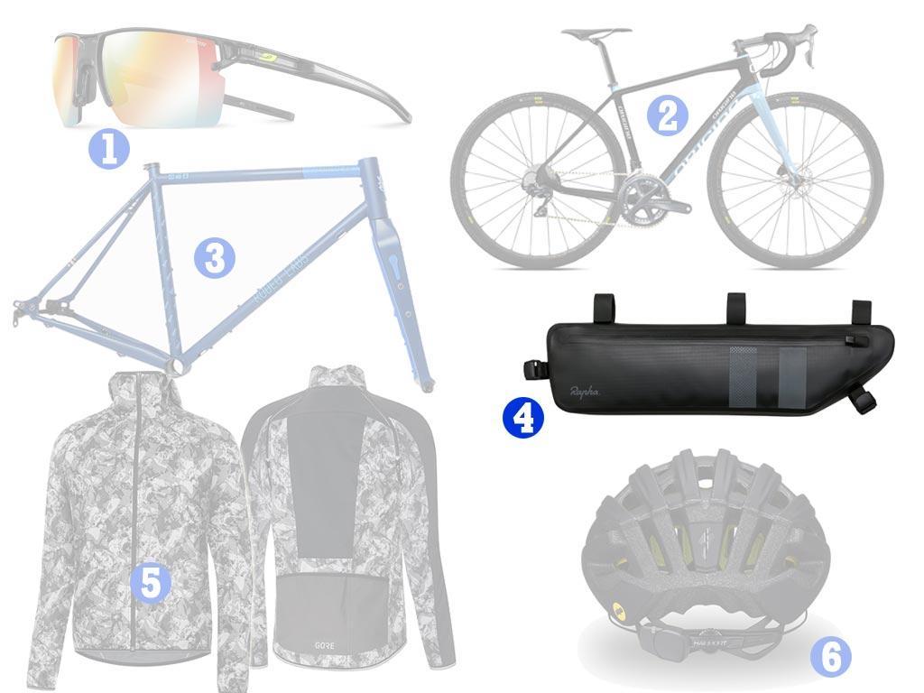 Nouveautés Gravel Bike Rapha Explore