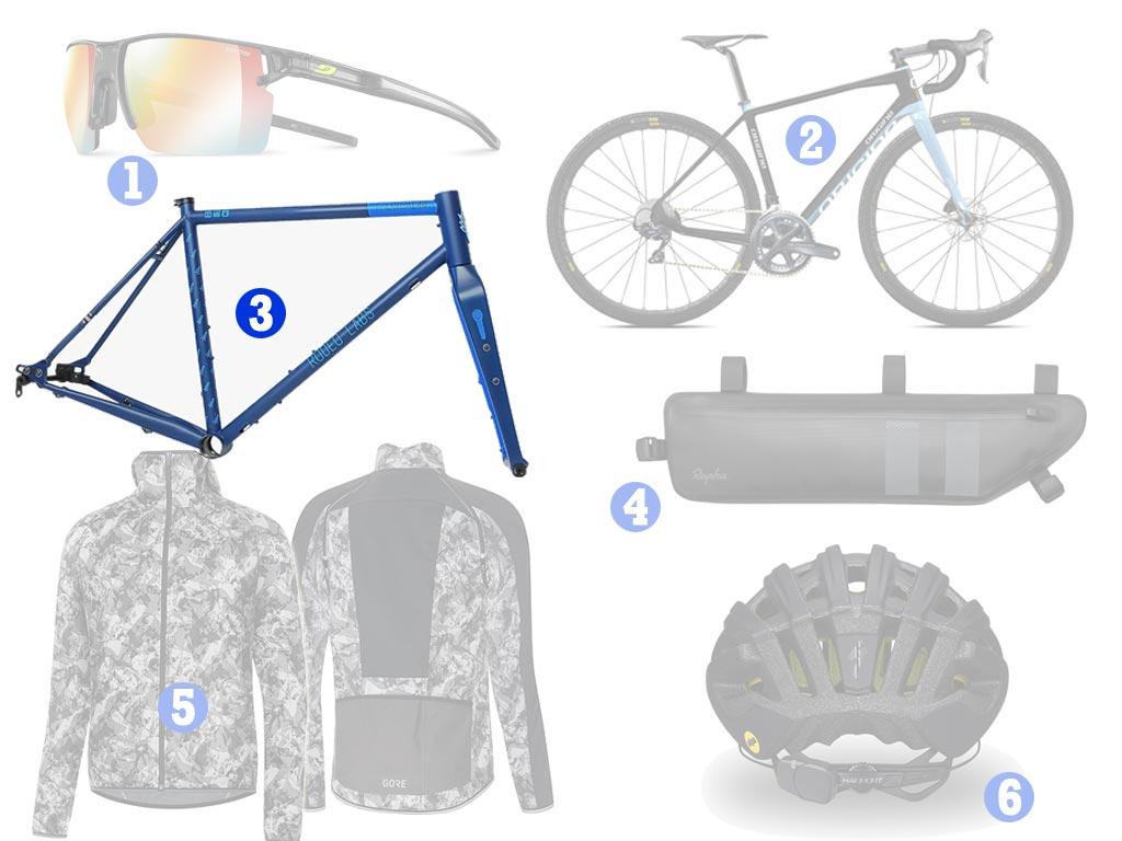 Nouveautés Gravel Bike Rodeo Labs