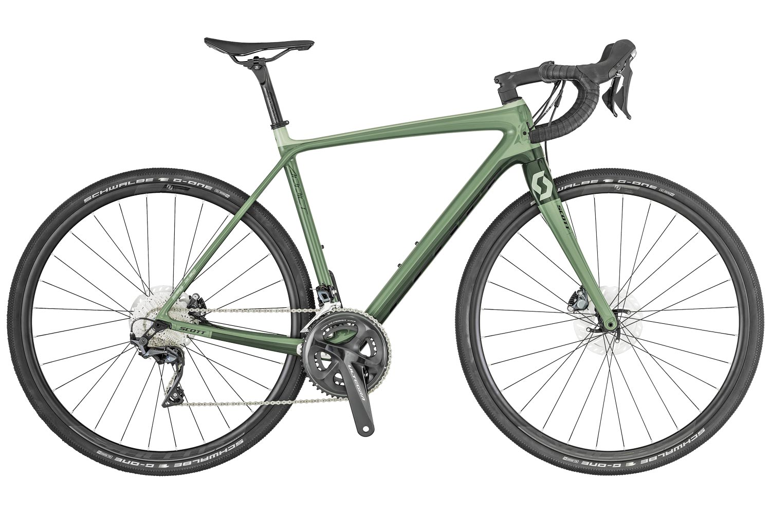Riding the Scott Addict Gravel 20 test review