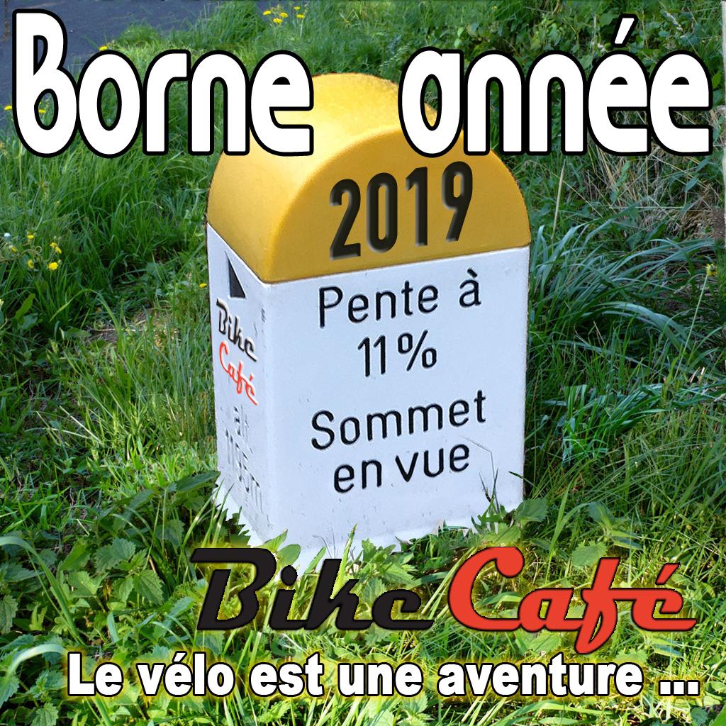 Bonne année Bike Café