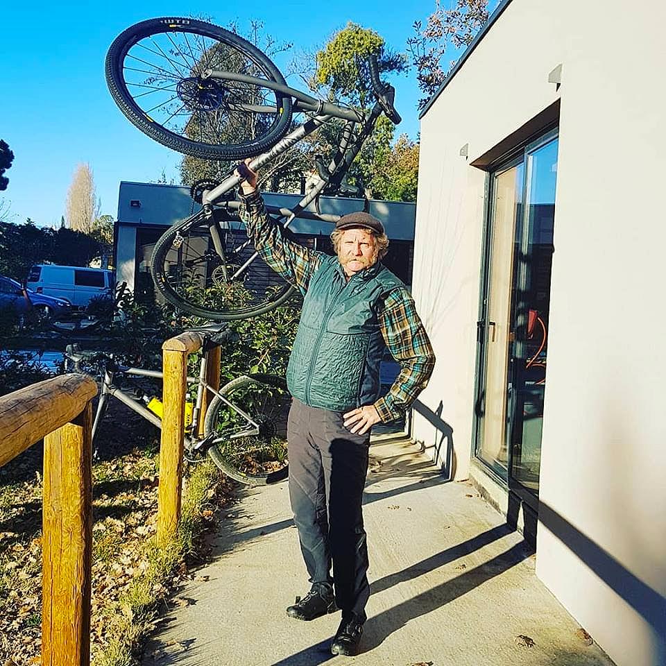 Vélos Caminade full titane