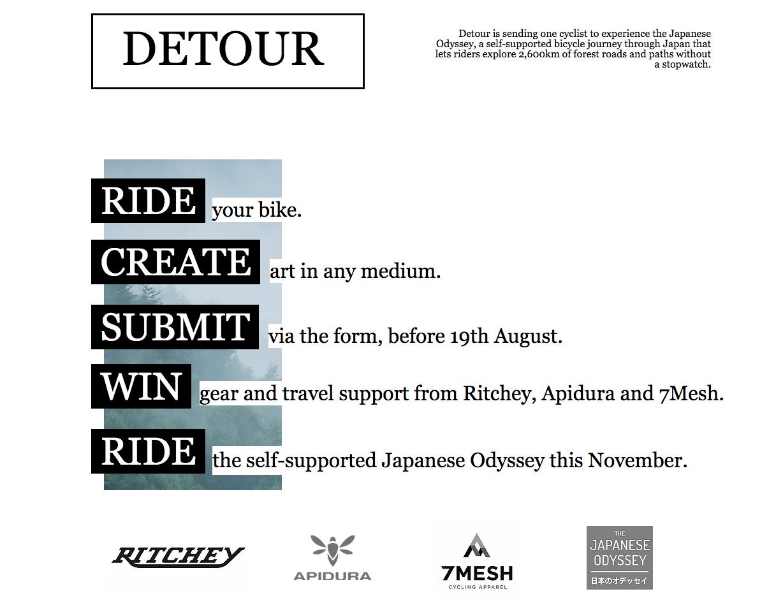 Detour-main-page