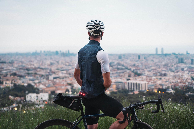 Gilet cycliste Métier