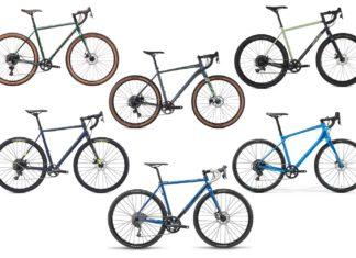 Sélection vélos de gravel 2019