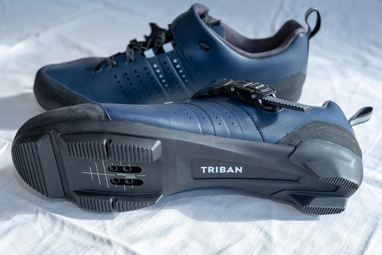Chaussures de vélo Triban 520