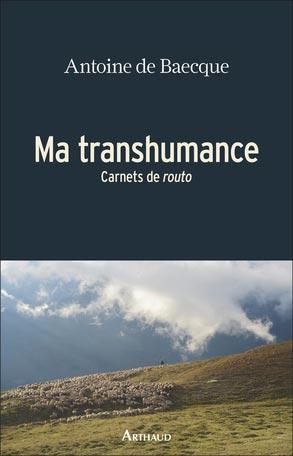 Ma Transhumance éditions Arthaud