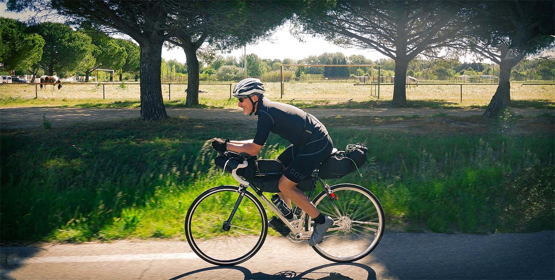 Test équipements vélo Gore Wear