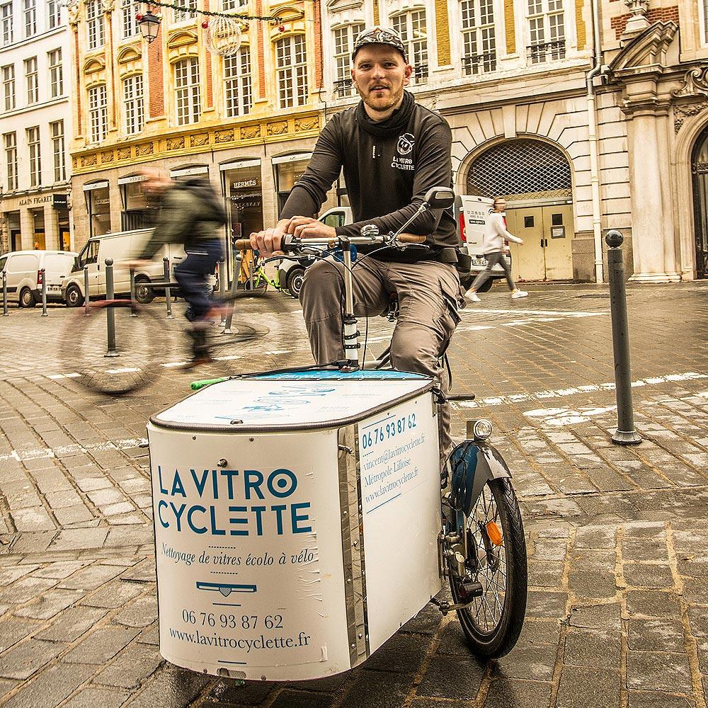 Vitro-Cyclette Lille