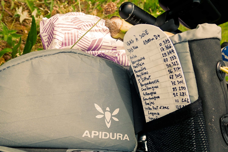 Test Apidura Backcountry bikepacking review Apidura