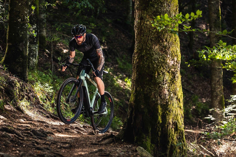 E-gravel bike Moustache Dimanche 29