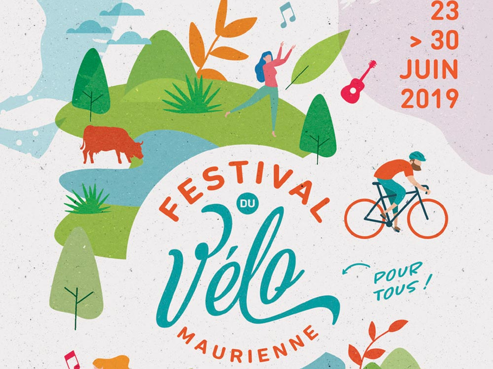 Festival du vélo en Maurienne