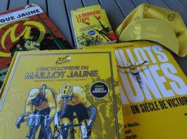 Lectures vélos et maillot jaune