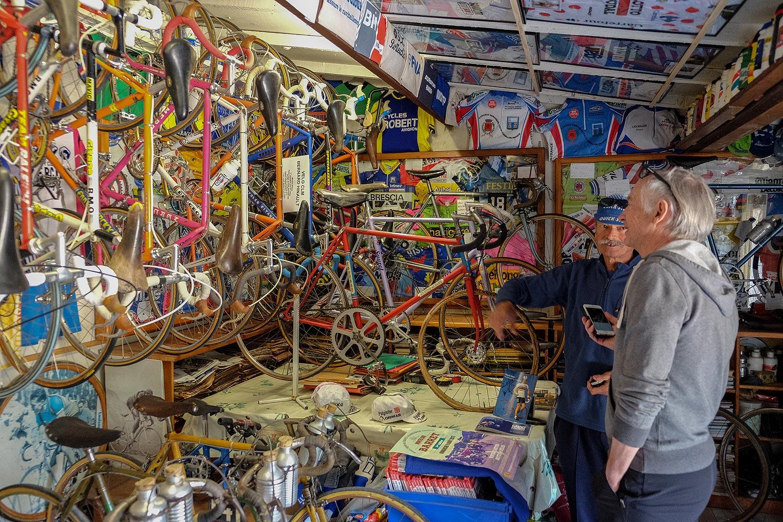 Collectionneur Lino Lazzerini