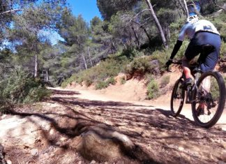 Test pneus René Herse Switchback Hill