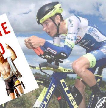 Socrate à vélo - Guillaume MArtin