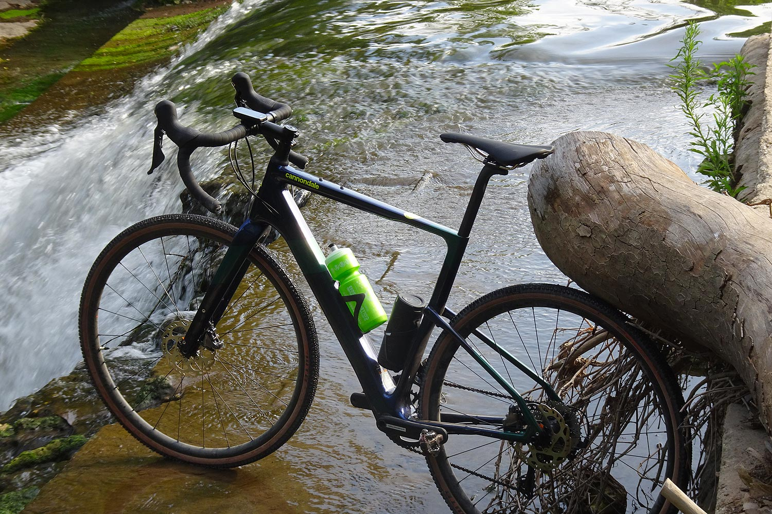 Test du Cannondale Topstone Carbon - Bike Café