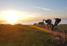 Maxime Barat testeur du vélo BMC URS de pré-série